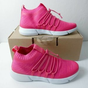 New Comfortview pink Emilia Athleisure Sneaker